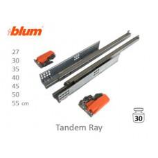 BLUM TANDEM 18 MM 40 CM TLS.ENTEGRE 01.010.560F4000B