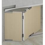 Ahşap Kapı için Katlanır Kapı Sistemleri