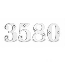 OSENA  PARLAK SATEN KAPI NUMARASI 4106-3 36'LI